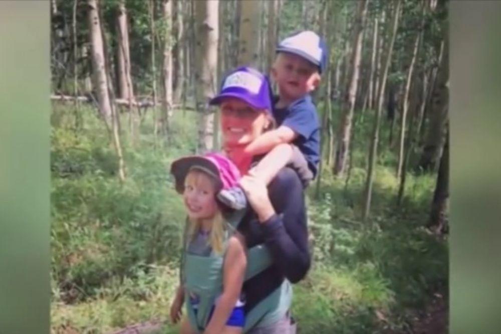 (VIDEO) MAJKA HEROJ: Dala život da bi spasla sina (2) koji se davio u jezeru!