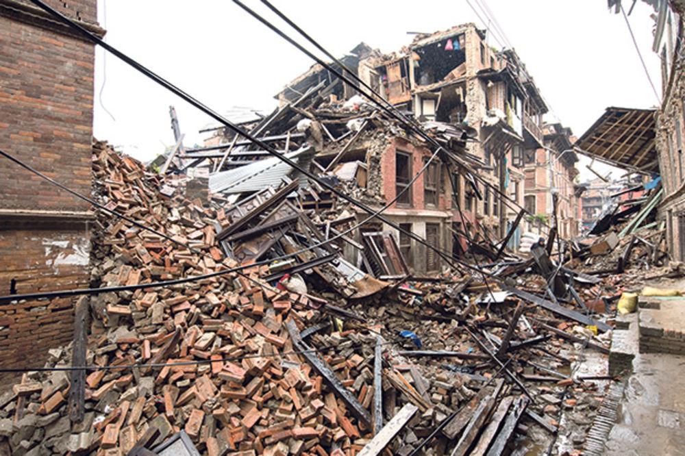 OPASNOST: Jači zemljotres sravnio bi Srbiju