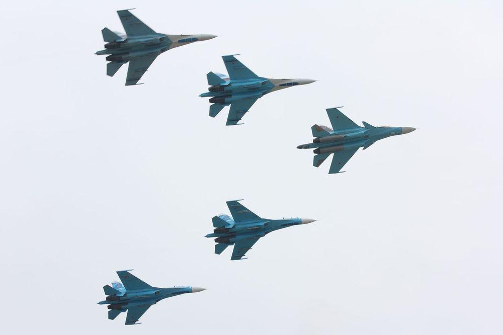 (VIDEO I FOTO) 20 GODINA NA NEBU: Ovo je Suhoj, ponos ruskog ratnog vazduhoplovstva