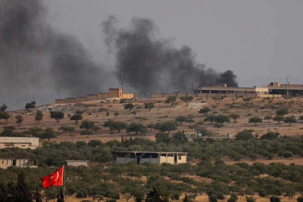 KRVAVA SIRIJA: 20 civila poginulo u turskim napadima na džihadiste i Kurde
