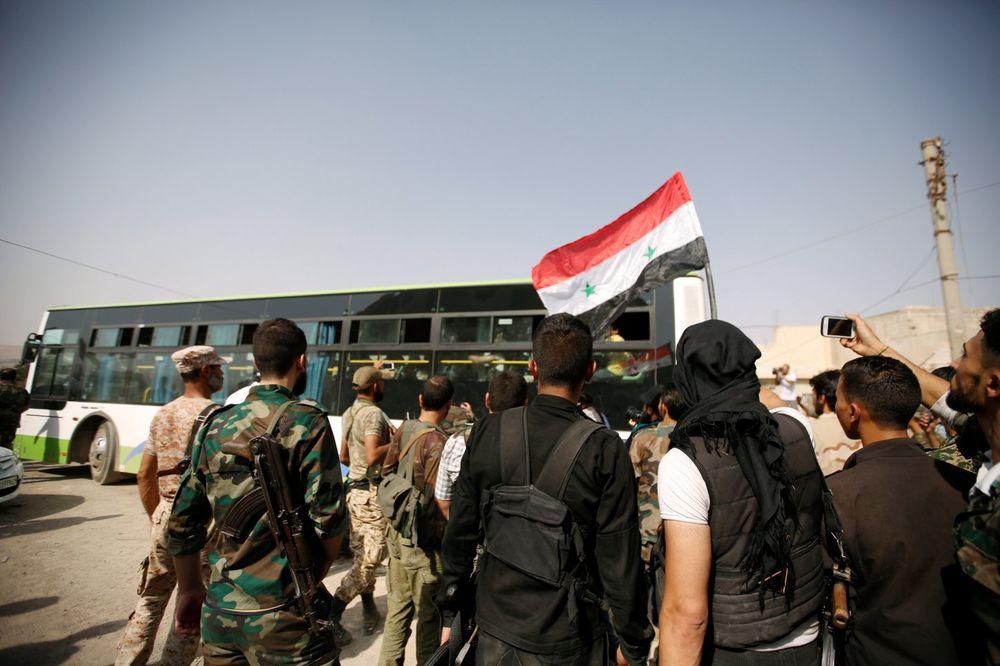 RUSKI OFICIRI TVRDE: Sirijska vojska će se povući,ako to uradi i opozicija!