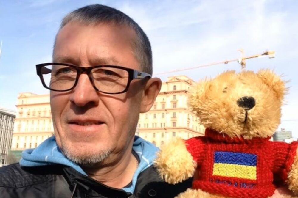RUSKI NOVINAR NAĐEN MRTAV KIJEVU: Aleksandru prosviran metak kroz glavu