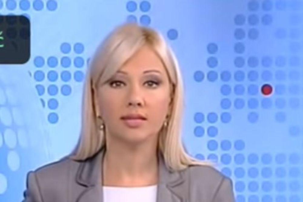 (FOTO) SKINULA SE VODITELJKA DNEVNIKA: Evo kako izgleda jedna od najlepših prezenterki vesti