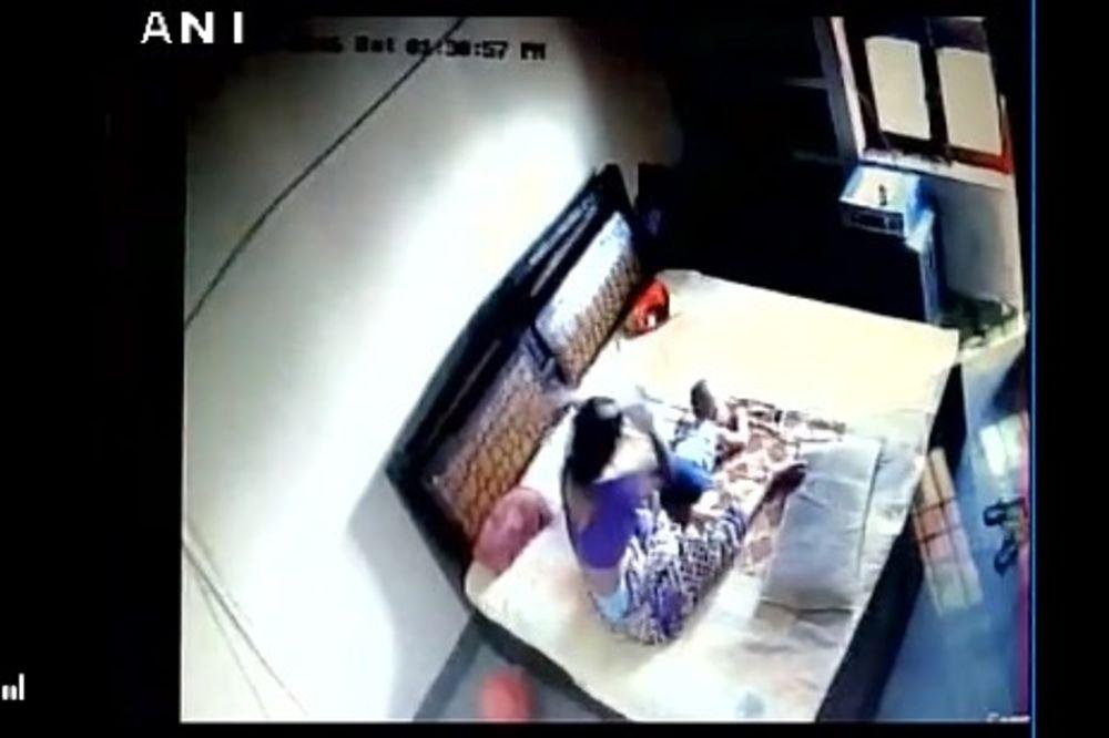 ŠOKANTAN SNIMAK: Otac posumnjao da majka tuče sina, pa postavio kameru za nadzor. Evo šta je video!