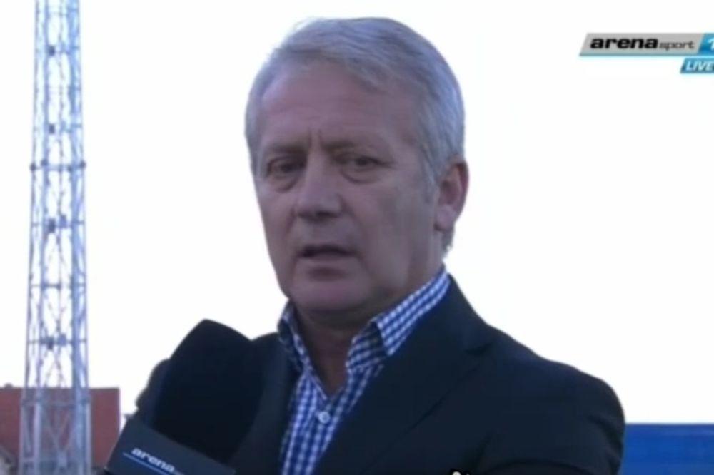 (VIDEO) BULATOVIĆ NAJAVIO KAZNE: Svaka utakmica u Novom Pazaru je pod tenzijom