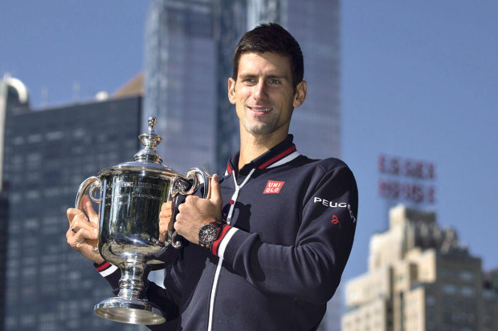 BIĆE NESANICE ZBOG SRBA: Počinje US open, šampion Novak brani titulu
