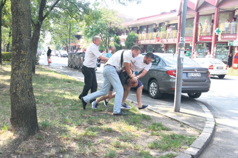 KEKINI LJUDI JURILI PILETA, PUCALO SE PO BLOKOVIMA? Begunac sa Novog Beograda ćutao kod tužioca!