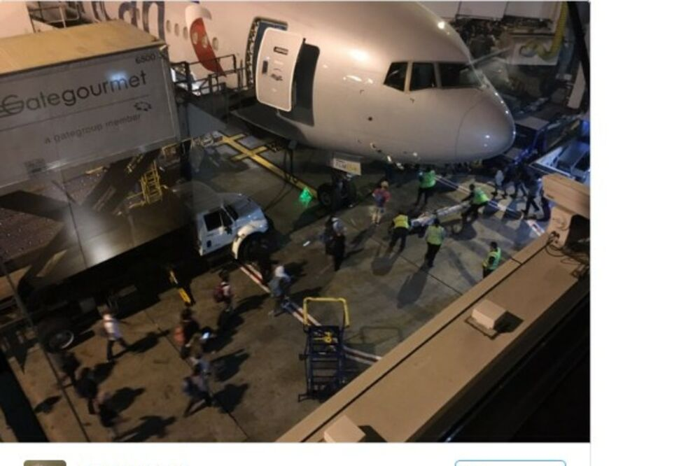 (VIDEO) PANIKA NA AERODROMU U LOS ANĐELESU: Evakuacija zbog pucnjave, putnici se zabarikadirali!