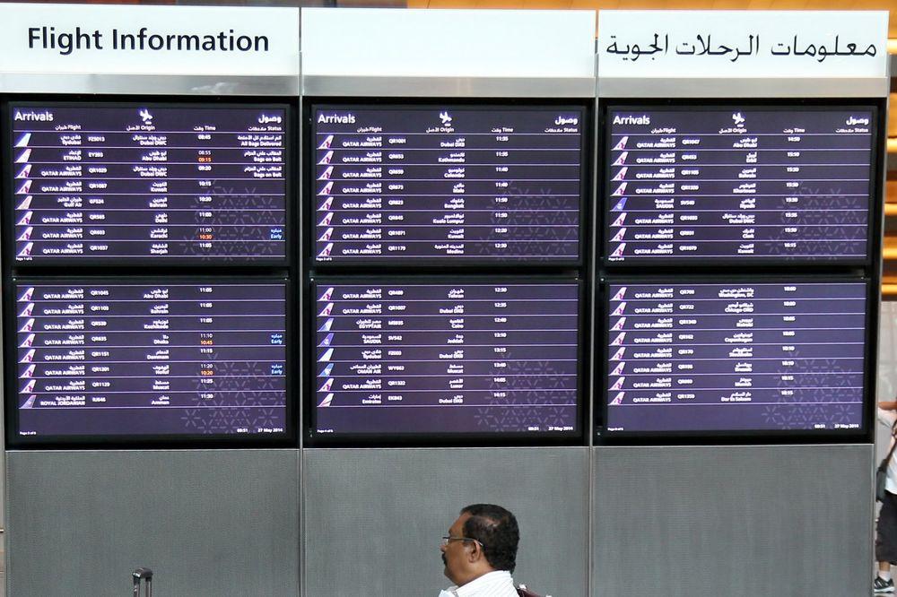 I KATAR ZAPAO U KRIZU: Aerodrom u Dohi uvodi taksu na izlazak putnika iz zemlje