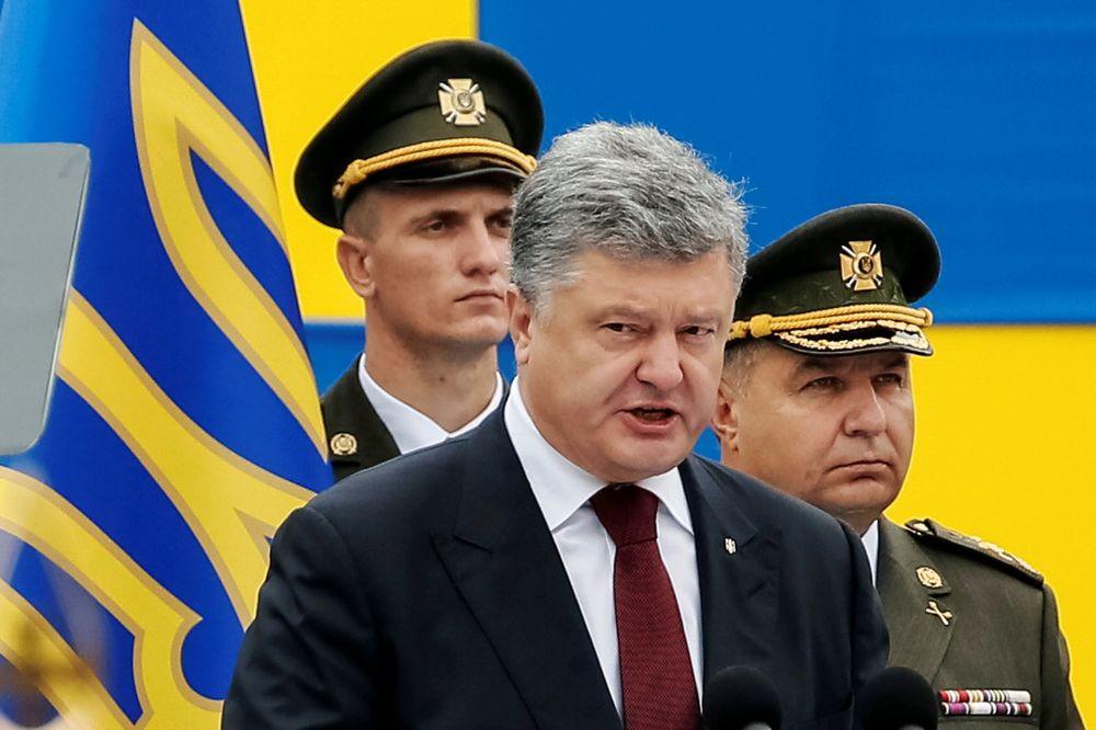 POROŠENKO OPTUŽIO RUSIJU: Ona je podstrekač i glavni učesnik sukoba u Ukrajini