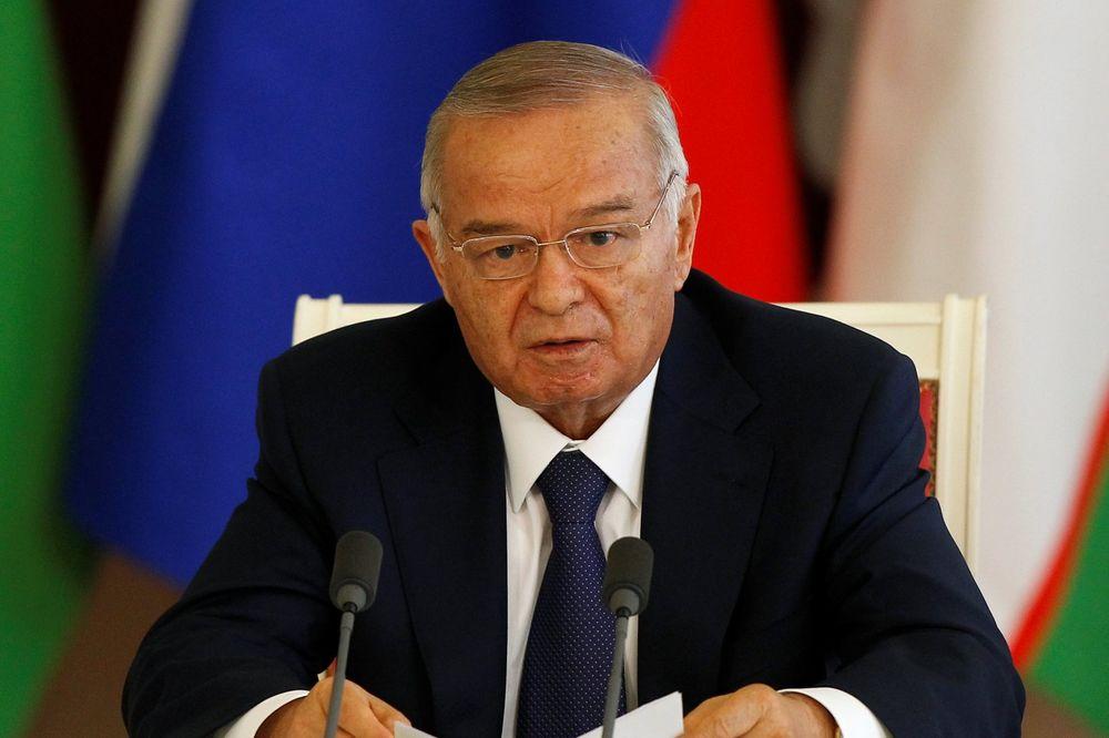 PREDSEDNIK UZBEKISTANA DOŽIVEO ŠLOG: Islam Karimov (78) operisan, u stabllnom stanju