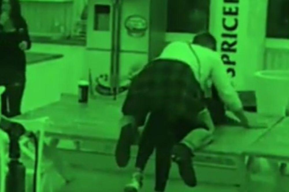 (VIDEO) TEŠKO NJIMA KAD MLADEN VIDI: Mario bacio Dalilu na sto, pa je zaskočio pred svima!