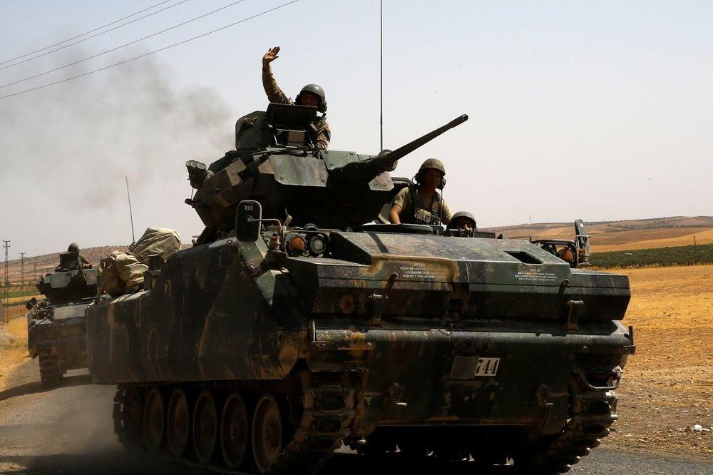 ANKARIN ULTIMATUM SIRIJSKIM KURIMA: Povucite se na istočnu obalu Eufrata, ili...