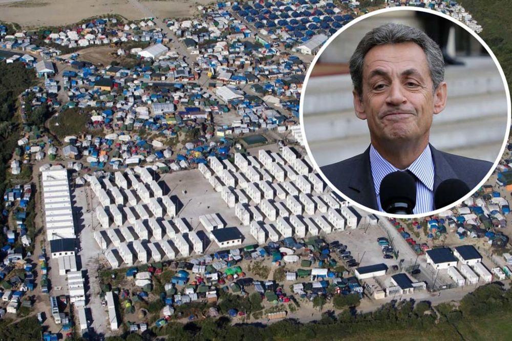 SARKOZI IMA REŠENJE: Migrante iz logora u Kaleu da prebacimo u Britaniju!