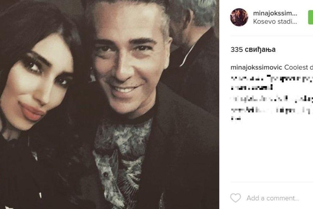 (FOTO) KAD TATINA ĆERKA SLAVI ROĐENDAN: Evo kako je Željko Joksimović iznenadio svoju Minu
