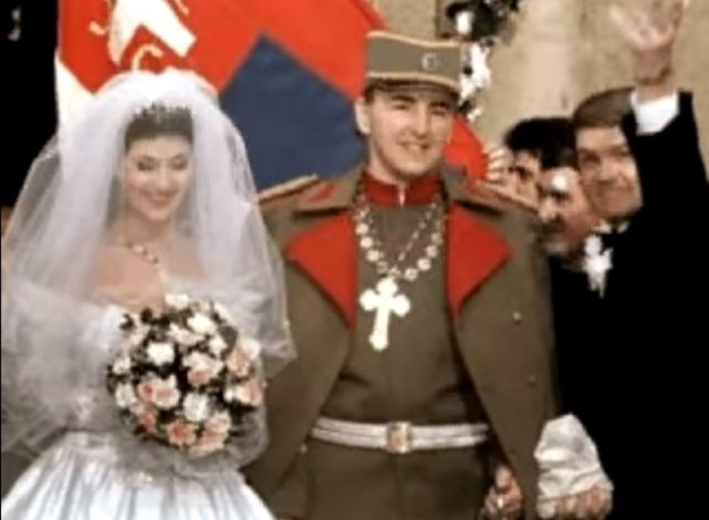 DA BI SE OŽENIO CECOM, ARKAN JE MORAO DA URADI OVO: A evo koliko je novca potrošeno na njihovu svadbu i ko je sve platio!