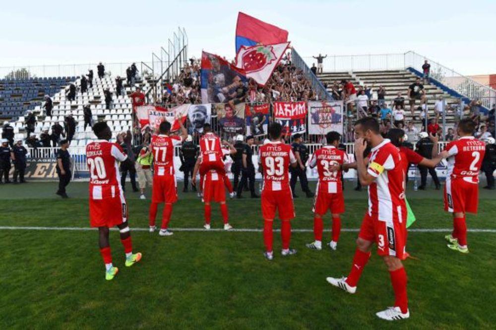 FK NOVI PAZAR: Za nerede odgovorni i sudija i navijači Zvezde, koji su istakli četničke transparente