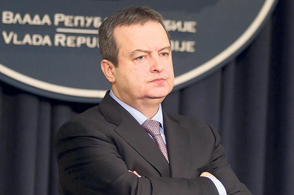 DAČIĆ: Sa oštrim izjavama branim interese Srbije, drugo me ne zanima