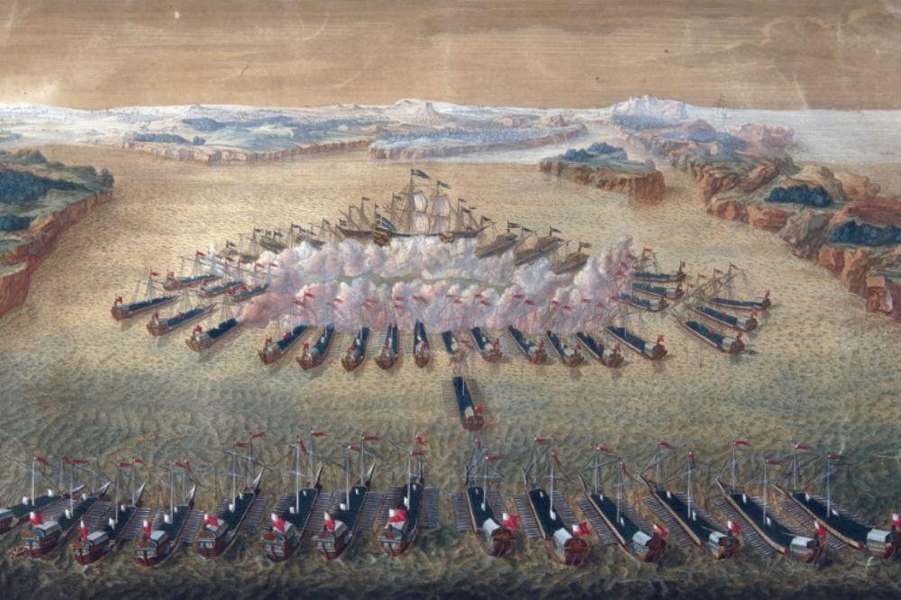 Nakon ove bitke Rusija je postala pomorska sila