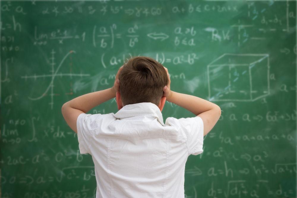 Evo šta morate da obezbedite detetu ako želite da ima dobru ocenu iz matematike