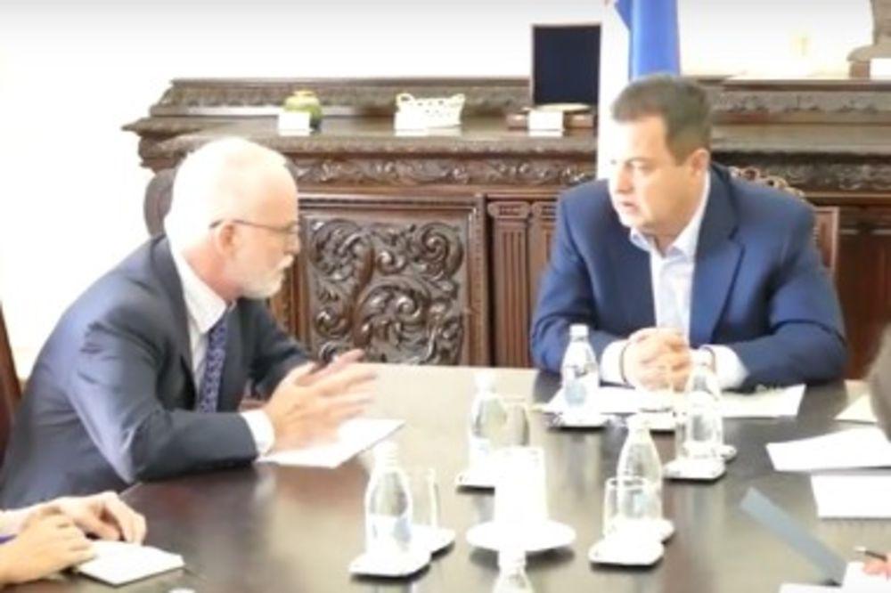 DAČIĆ SA DENISOM KIFOM: Čestitka Džonsona, podrška reformama i putu ka EU