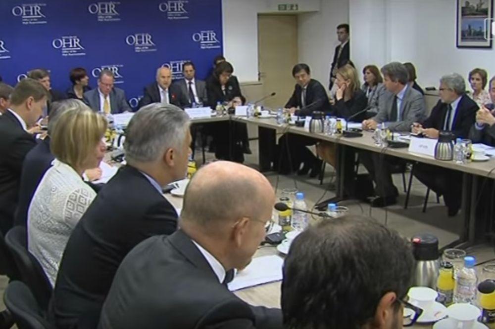 SVI ČEKAJU ODLUKU: Počela sednica PIC o referendumu Republike Srpske