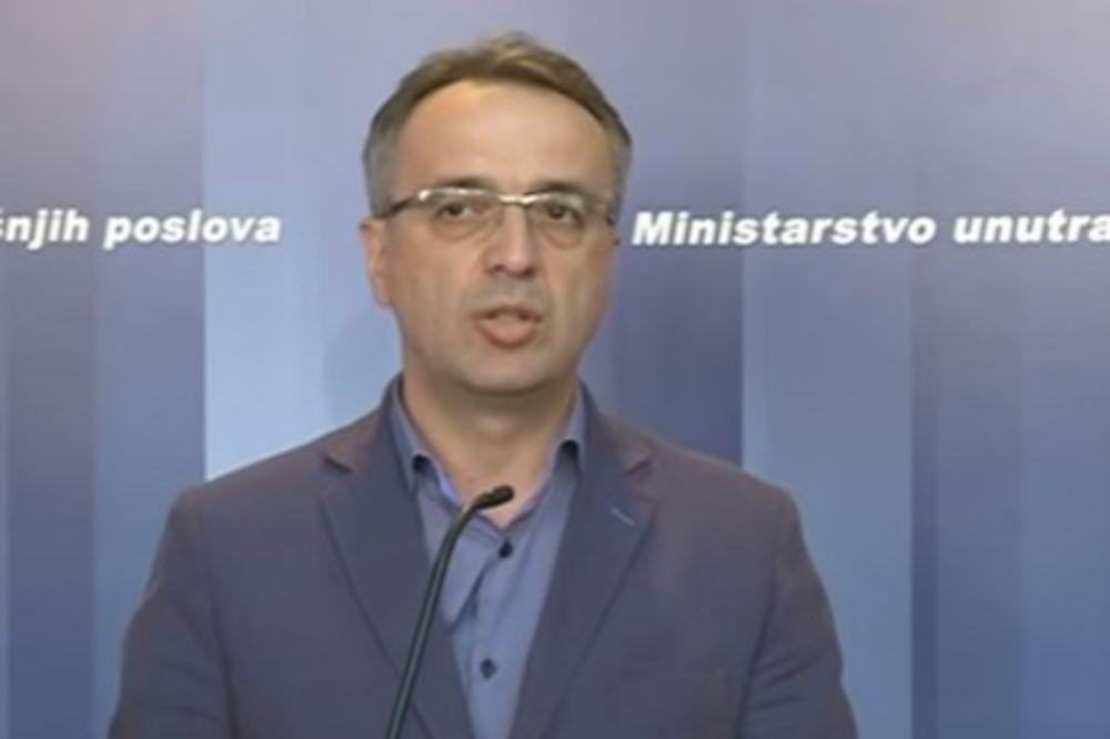 (VIDEO) MINISTAR DANILOVIĆ: U Crnoj Gori pokušan policijski puč!