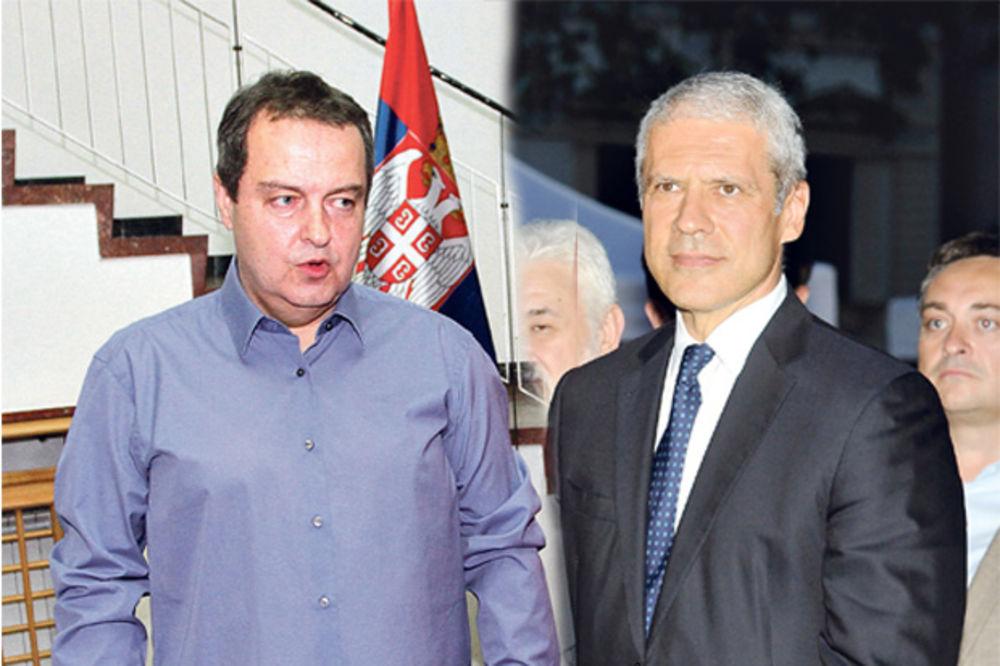 DAČIĆ ZA KURIR: Tadiću, veći si gad od Milanovića!
