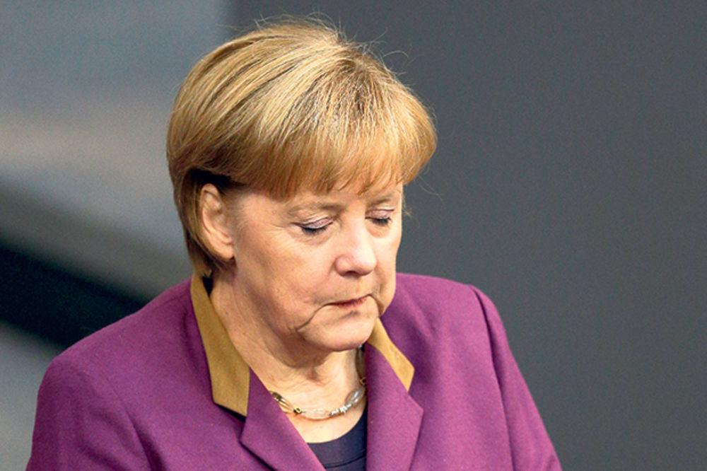 MERKELOVA PRIZNALA: Izgubili smo kontrolu nad migrantskom krizom