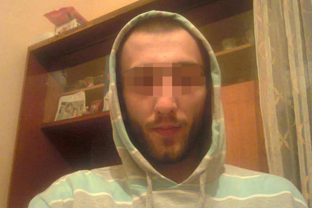 UHAPŠEN LAŽNI SERGEJ TRIFUNOVIĆ: Šapčanin (23) varao ljude na Fejsbuku predstavljajući se kao glumac