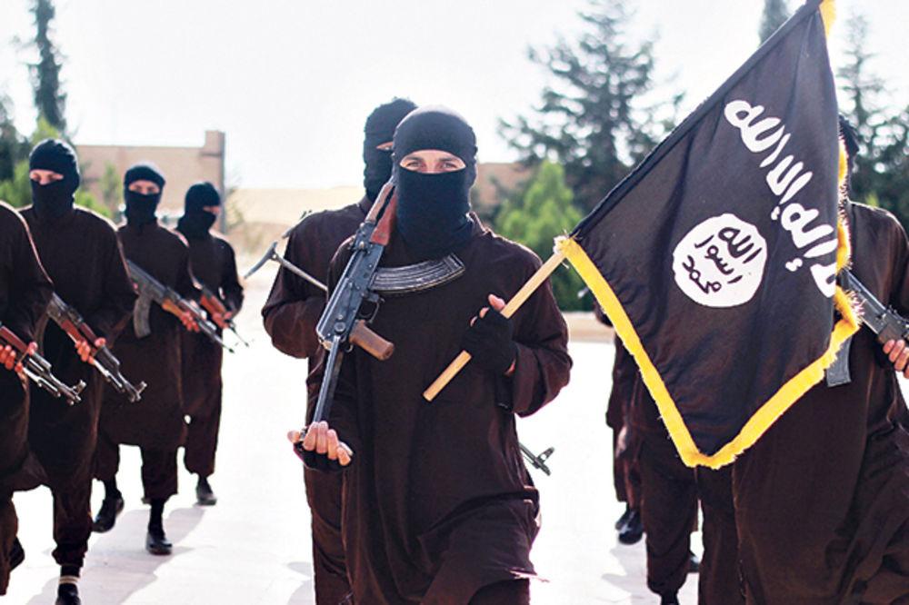 CRNA TRGOVINA: Najnovije hrvatske puške u rukama džihadista Islamske države