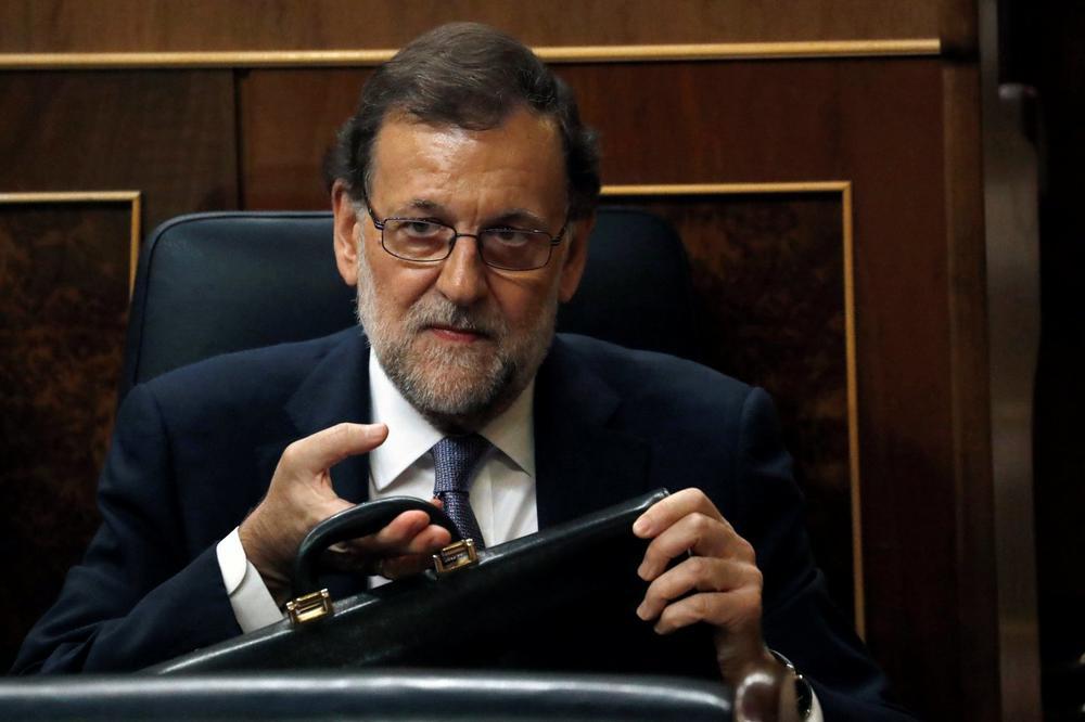 PARLAMENT IZGLASAO NEPOVERENJE RAHOJU: Španci se spremaju za treće izbore za samo godinu dana