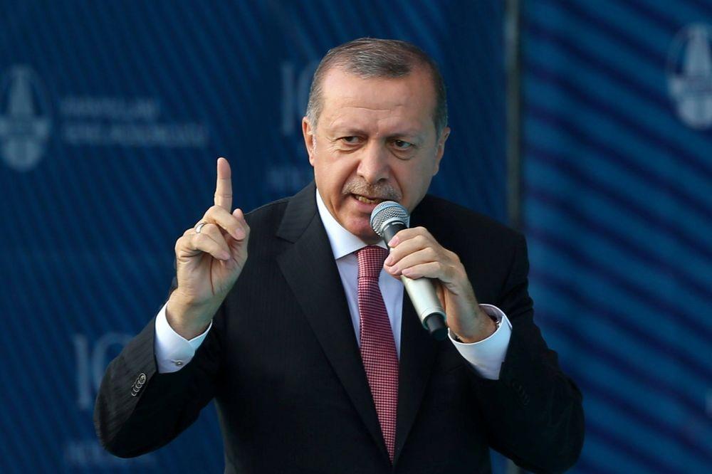 ERDOGAN: Turska neće više juriti za EU!
