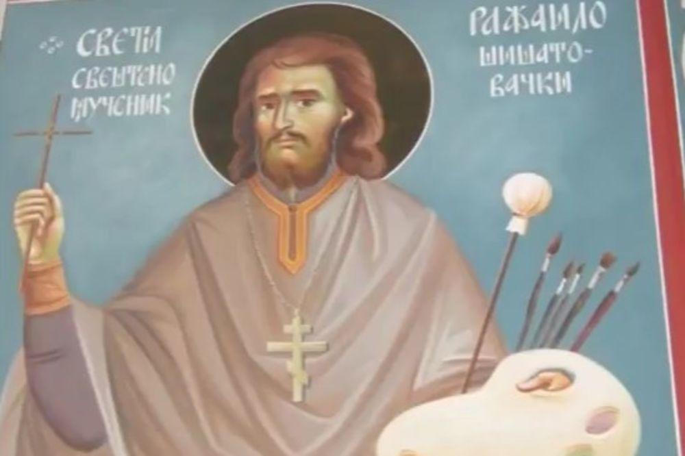 DANAS JE RAFAILO ŠIŠATOVAČKI Stradao za veru i srpski narod, ustaše ga terale da sam sebi drži opelo