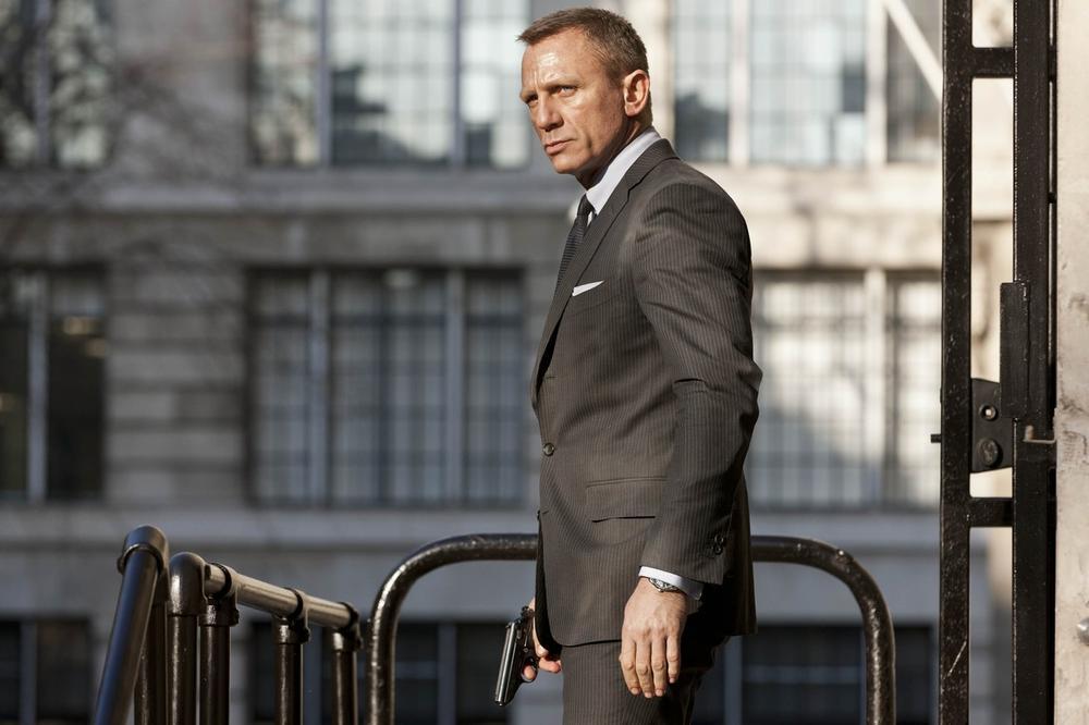 NIKAD NE RECI NIKAD: Krejgu ponuđeno 150 miliona dolara za još dva filma o Bondu!