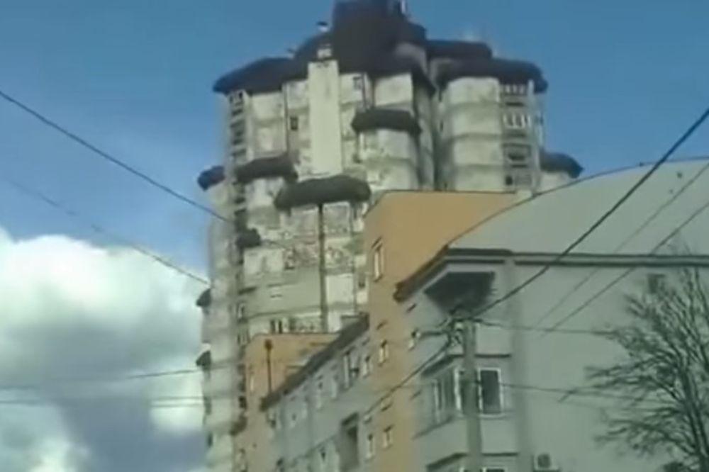 IPSILON, UKLETI SOLITER SMRTI: Najviša zgrada u Kragujevcu dosad uzela 7 života