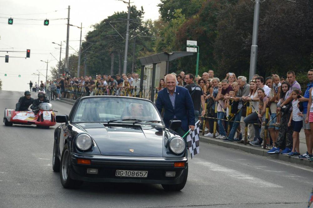 ISTORIJSKA FORMULA 1: Obeležena 77. godišnjica najpoznatije trke u Beogradu