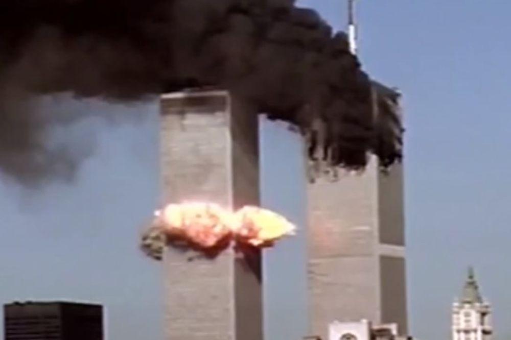 11. septembar 2001, teroristički napadi na Ameriku, Foto: Printscreen YouTube