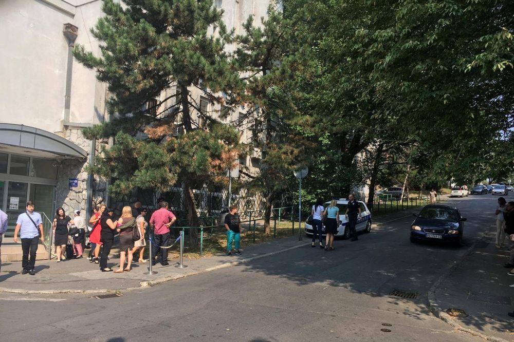 DOJAVA O BOMBI: Evakuisan Viši sud u Timočkoj!