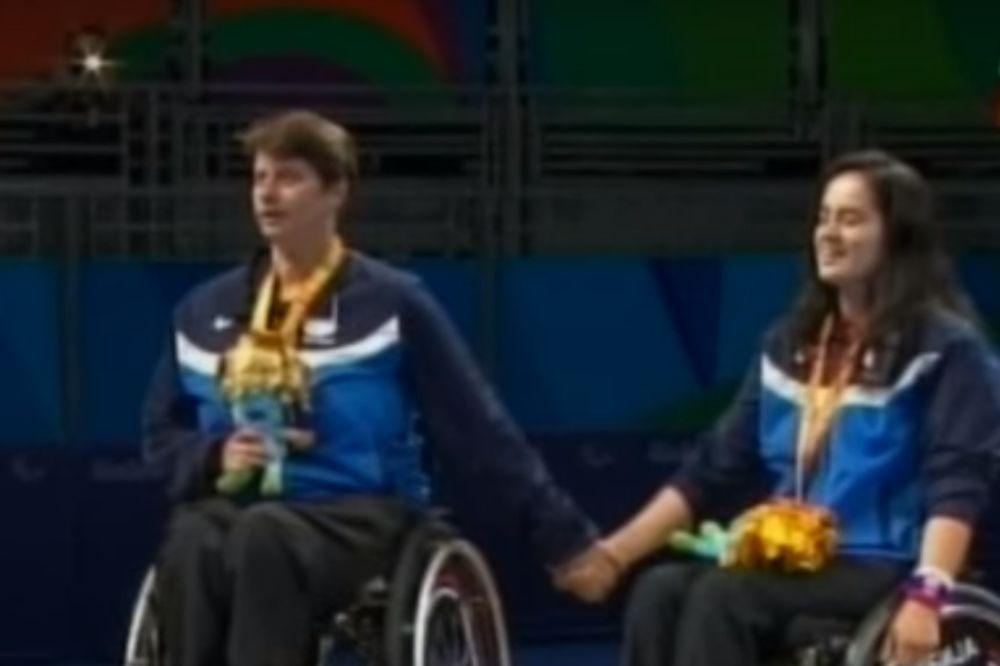 ORILO SE BOŽE PRAVDE U SLOVAČKOJ: Srpkinje prvakinje sveta u stonom tenisu za invalide