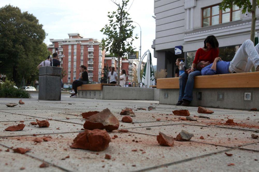 KATASTROFA POSLE ZEMLJOTRESA: U Skoplju prijavljena oštećenja na više od 2.500 objekata