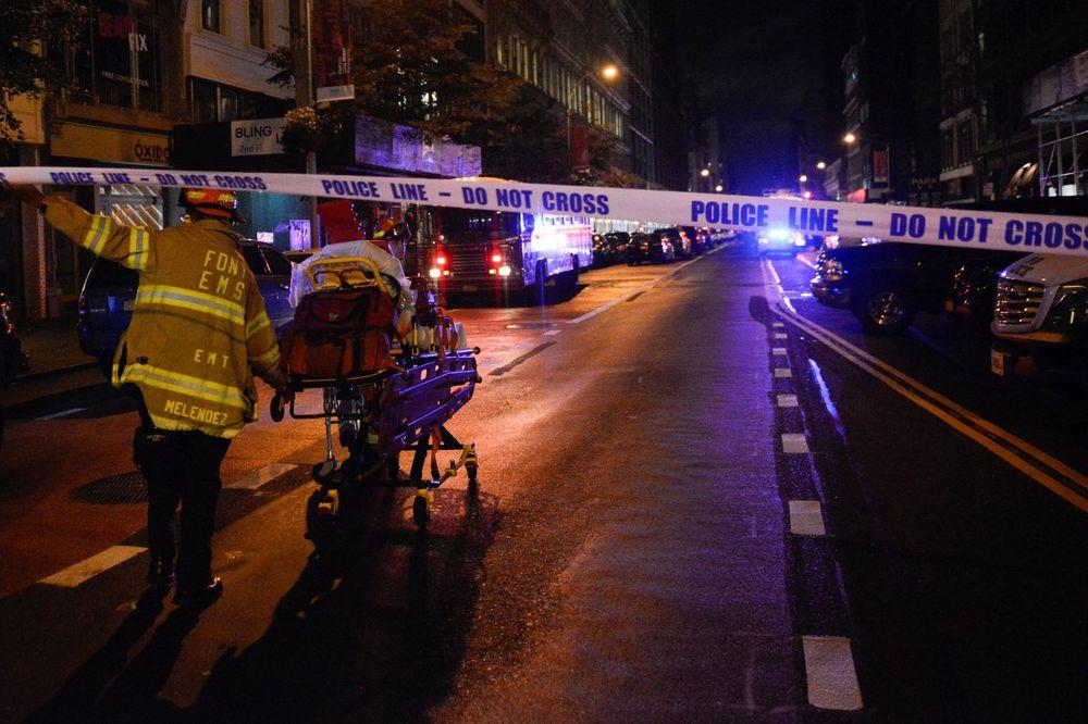 NAPAD U NJUJORKU TERORIZAM, ALI NEMA VEZE SA ID: Potvrđeno da je namerno izazvana eksplozija