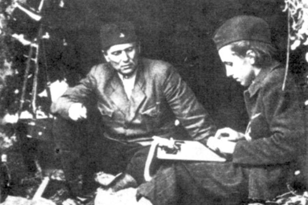 SEKS-SKANDALI U SRBIJI: Tito je voleo mladu partizanku