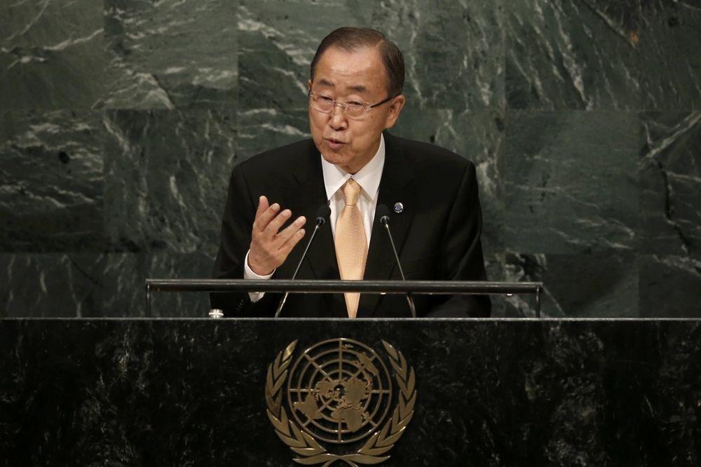 DAMASK KRITIKUJE BANA: Optužba da je vlada Sirije ubijala civile daleko je od odredbi UN