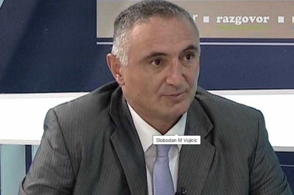 VRAĆAJU BORU I RAMIZA: Predsednik Unije Crnogoraca Kosova Slobodan Vujičić prekinuo štrajk glađu