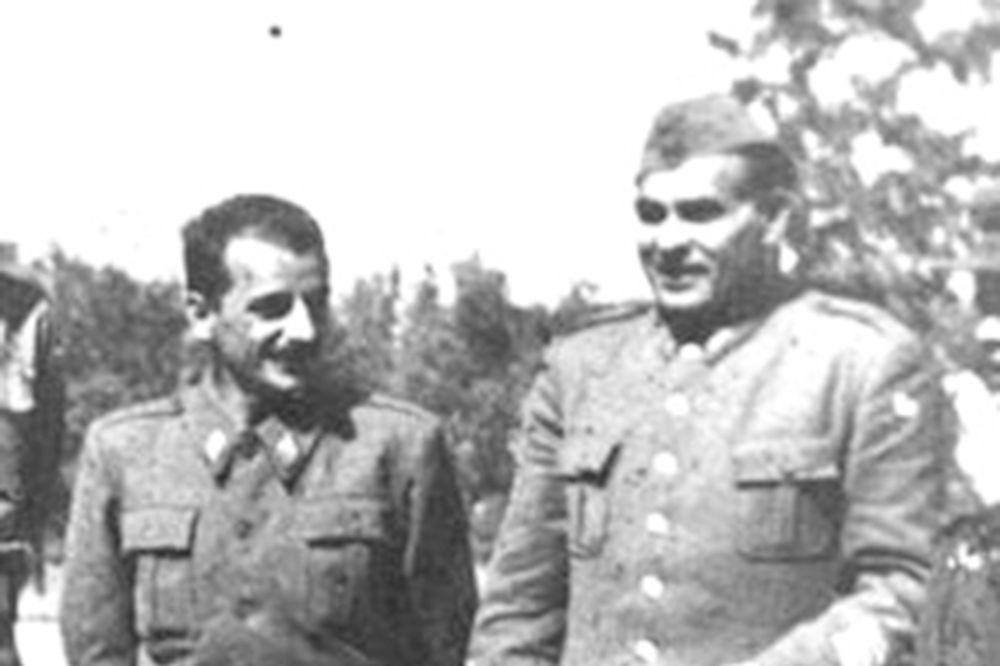 SEKS-SKANDALI U SRBIJI SEKS U RATU: Slatki život partizanskih vođa