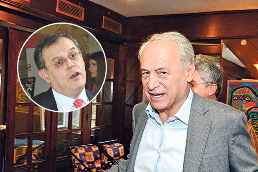 MILORAD VUČELIĆ: Čoviću, ne fantaziraj!