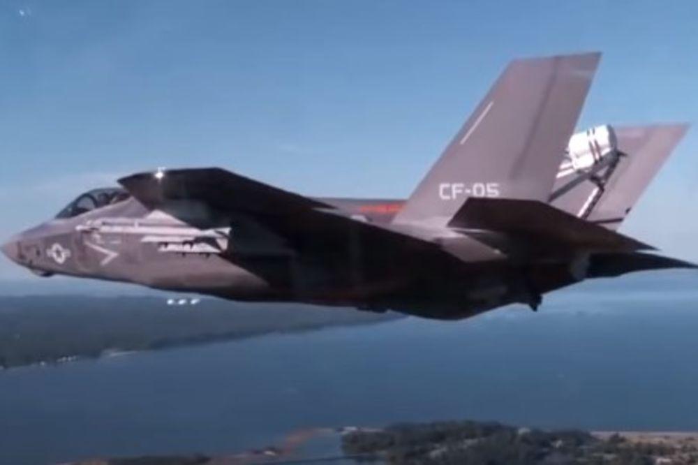 STRUČNJACI KUDE F-35, A NATO GENERAL GA HVALI: Rusima će biti kao da ih tuče nevidljivi Muhamed Ali!
