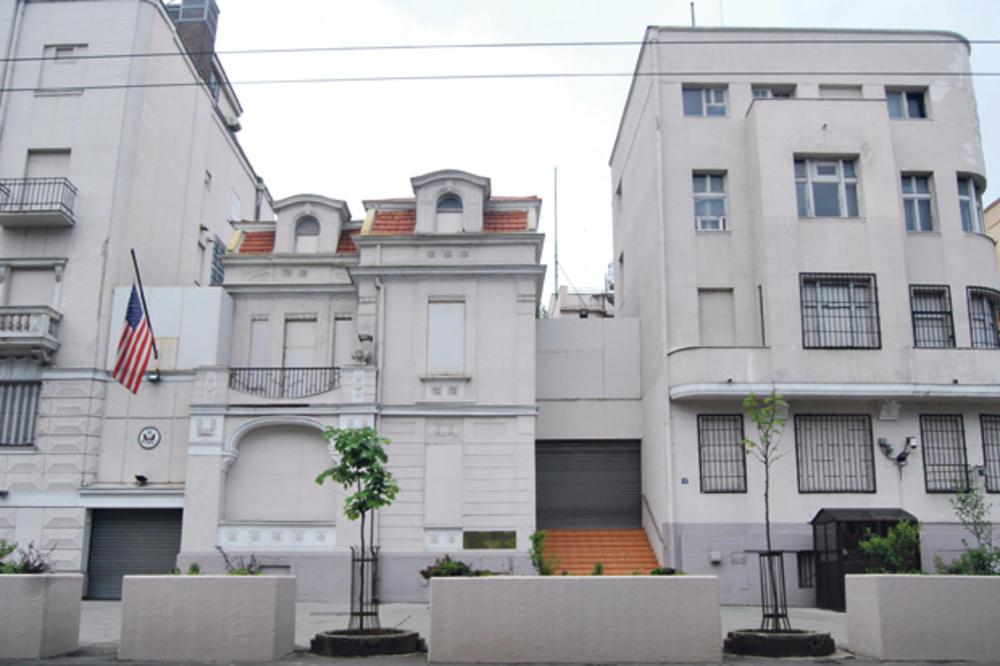 PRODAJA: Izraelci hoće da sruše američku ambasadu i izgrade stanove i parking!