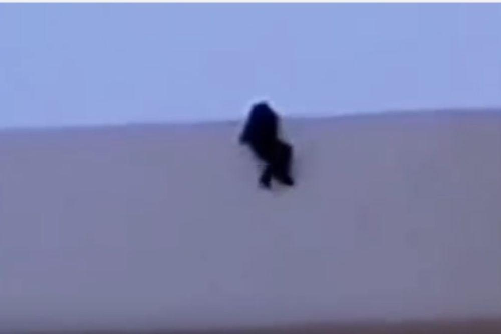 (VIDEO) NASTRADAO ZBOG SELFIJA: Tinejdžer pao sa devetog sprata jureći najbolji kadar